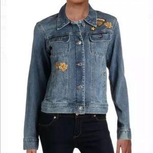Ralph Lauren Embroidered Denim Jacket 14
